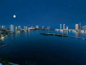 Peninsula views night